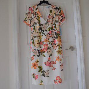 Antonio Melani Tania Crepe Dress Size 10